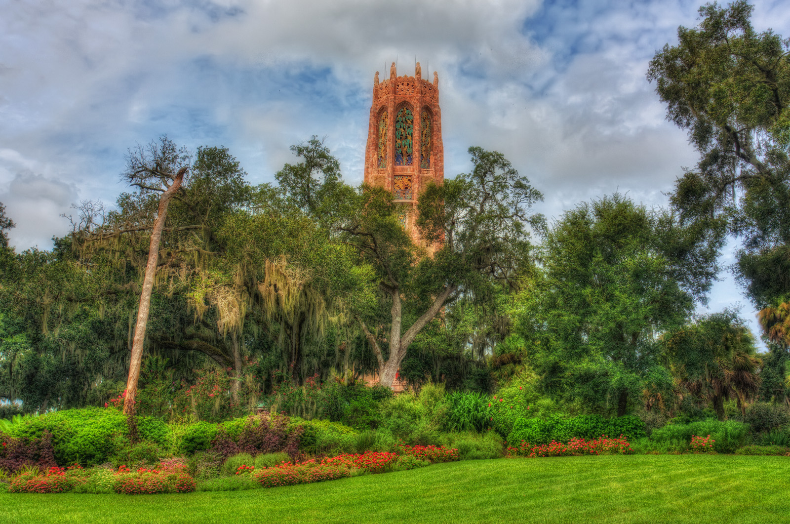 Bok Tower Gardens Horizontal Glow
