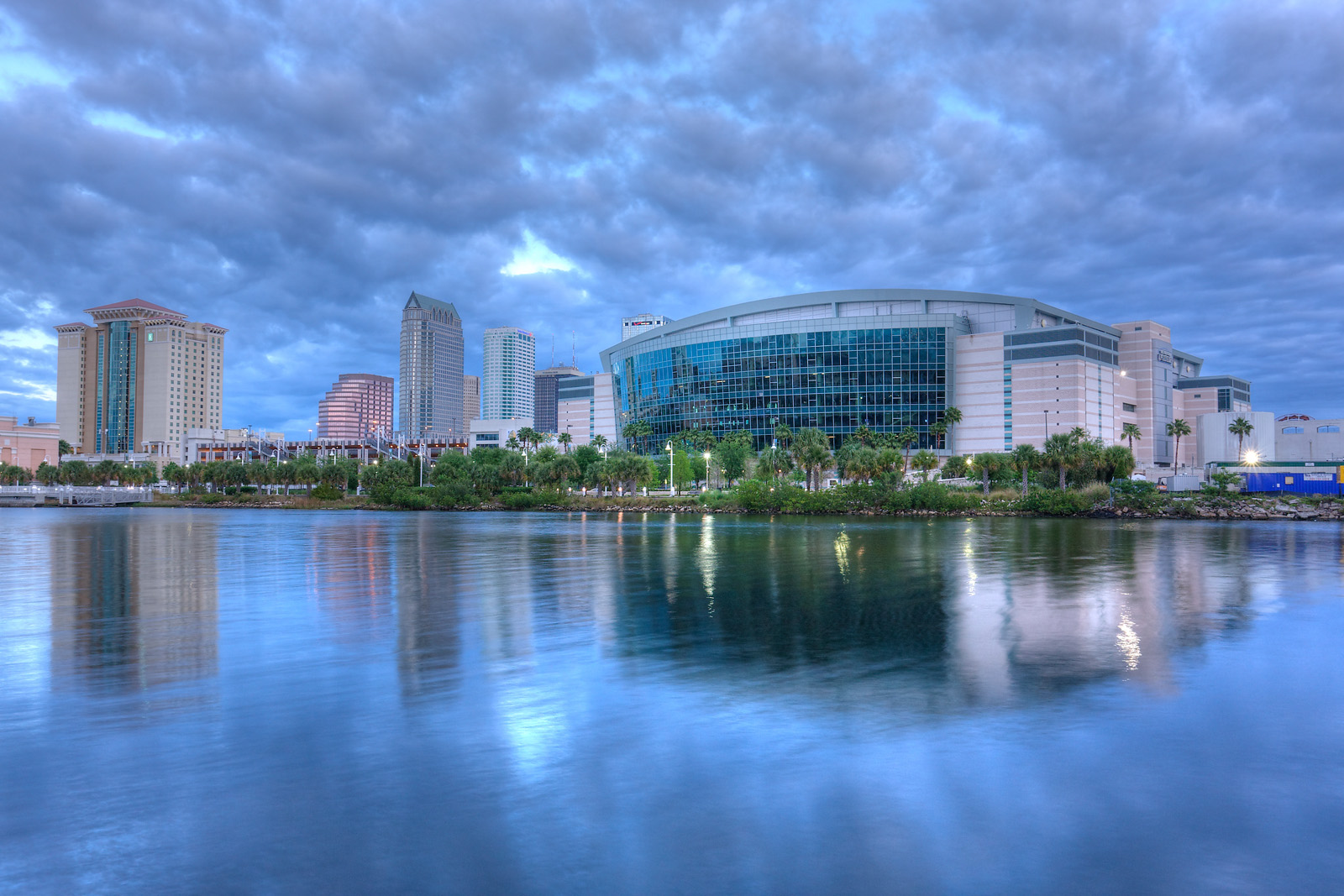 Tampa Bay Times Forum Reflection