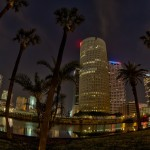 Tampa Palms at Night