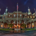 University of Tampa Fisheye