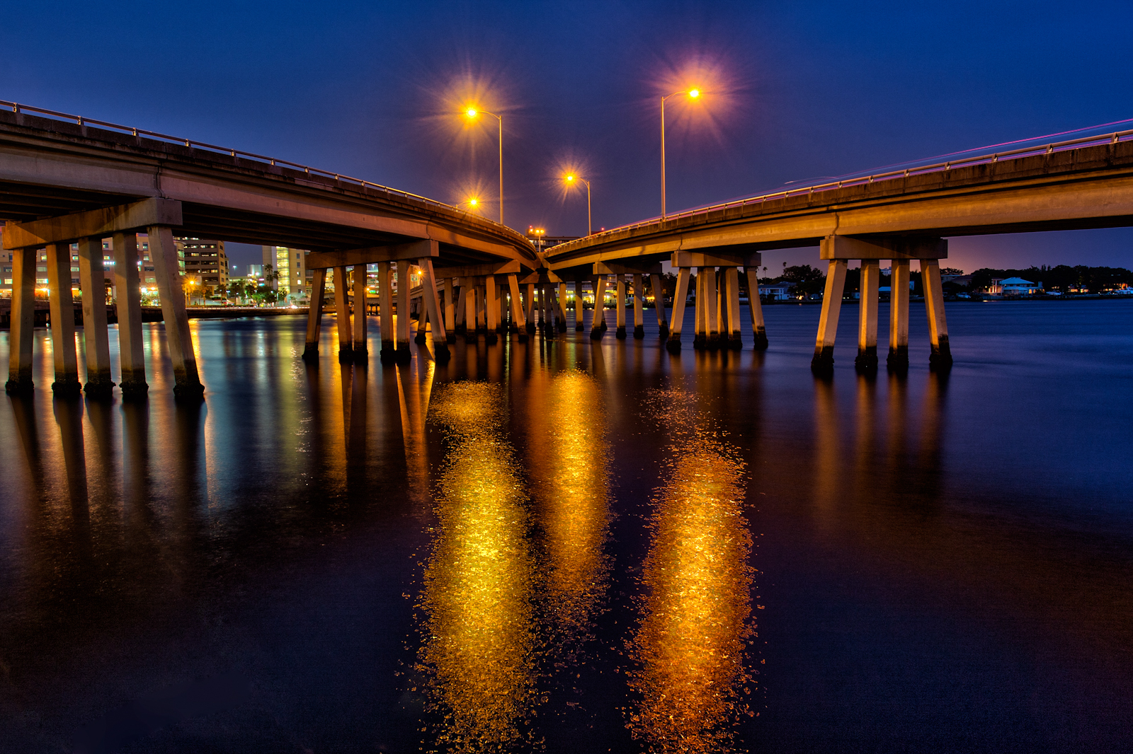 Davis Island Bridges