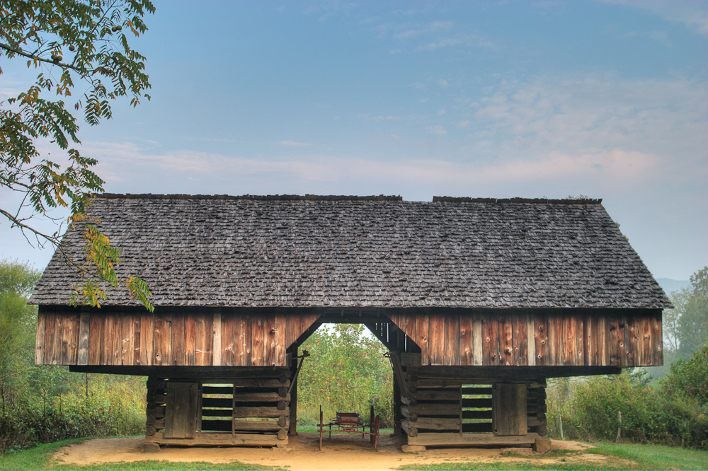 Great Smoky Mountain National Park Architecture