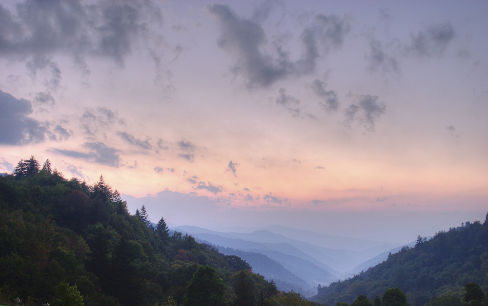 Smoky Mountains Sunrises