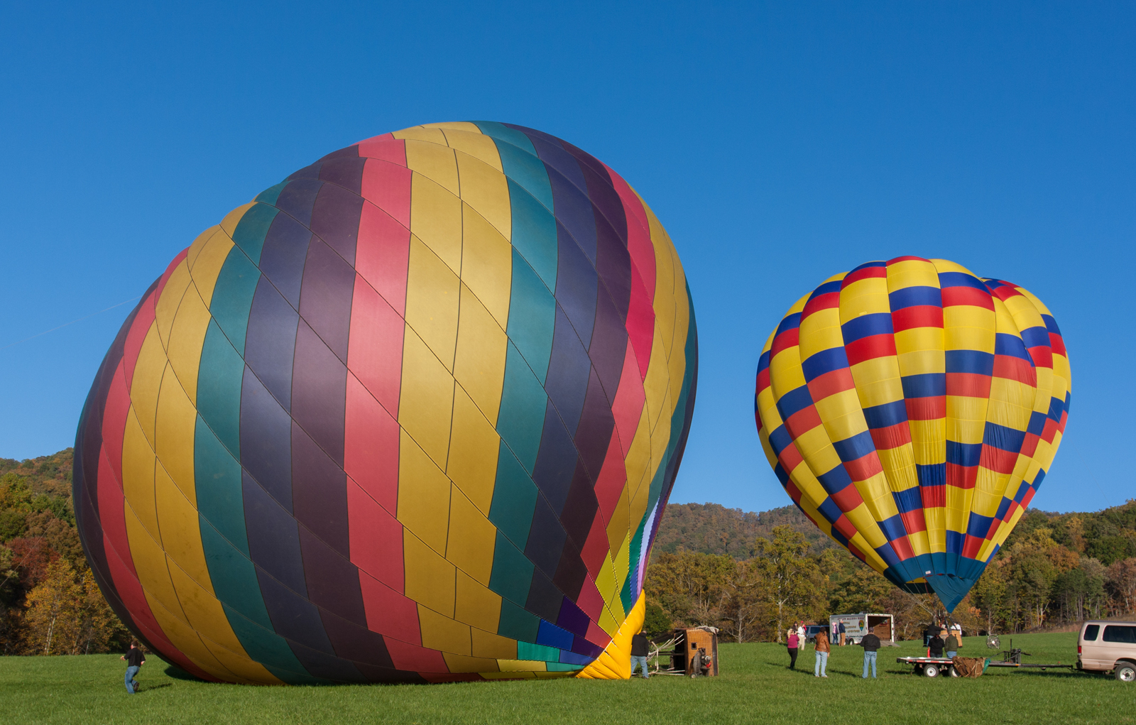 air balloons inflating balloon site launch flickr