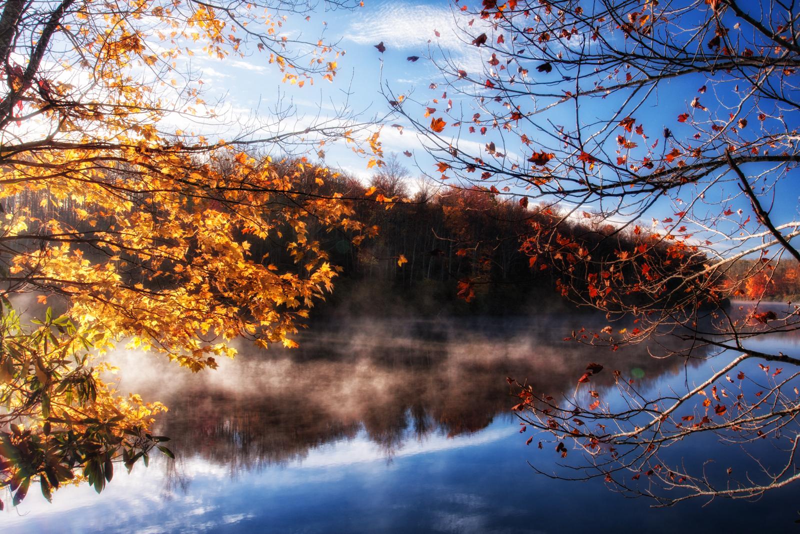Price Lake Sunrise