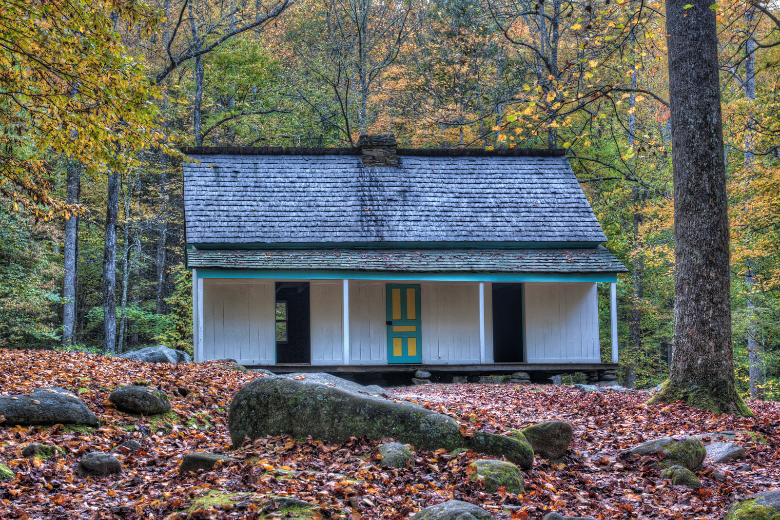 Smoky Mountains Historic Cabins