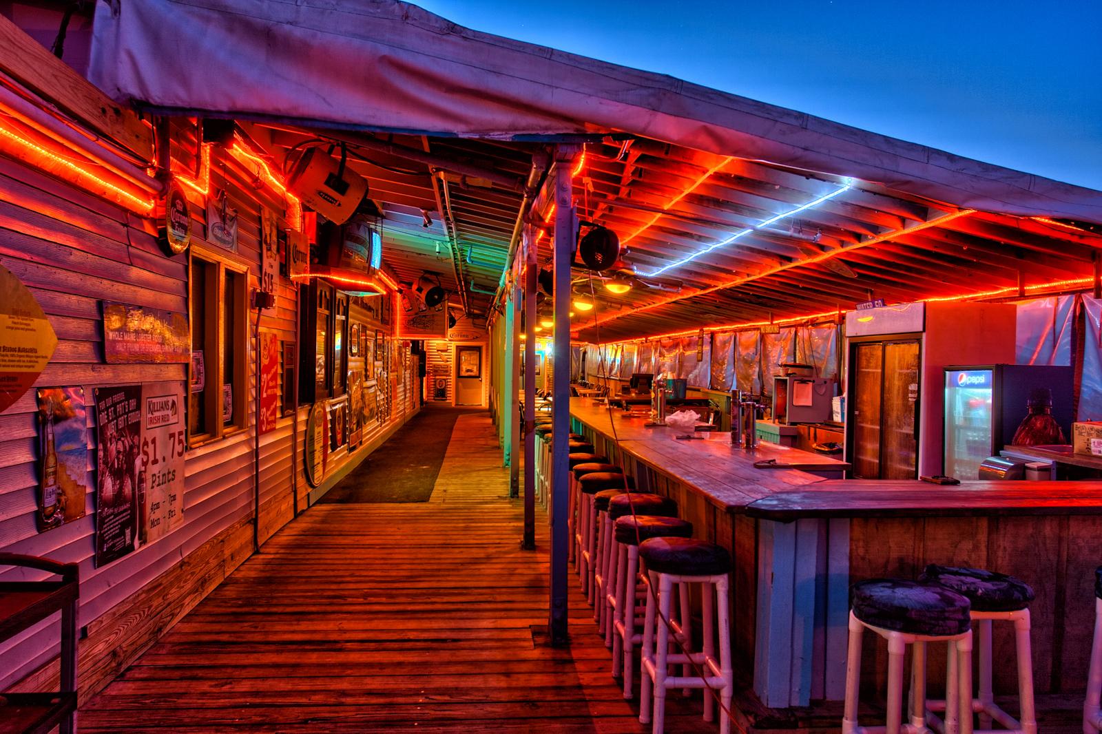 Cocoa Beach Pier Cocoa Beach Pier Bar