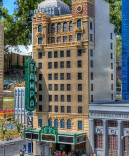 Legoland, Winter Haven – Tampa Scenes