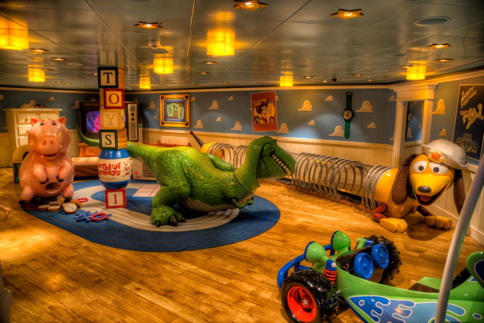 Disney Dream - Oceaneer's Lab - Toy Story