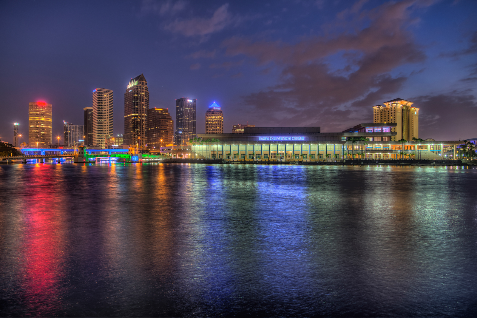 Tampa in Technicolor