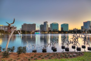 Lake Eola Birds
