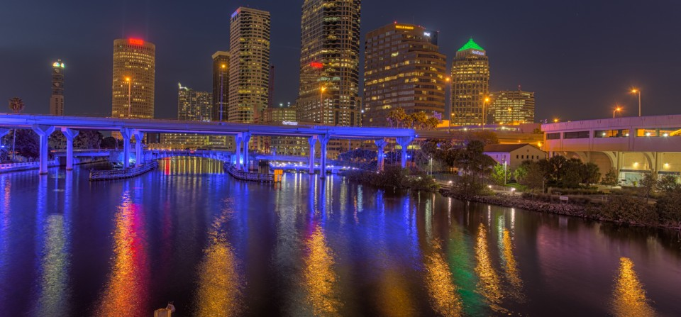 Downtown Tampa View