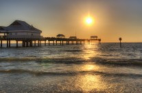 Pier 60 and Clearwater Beach Sunset