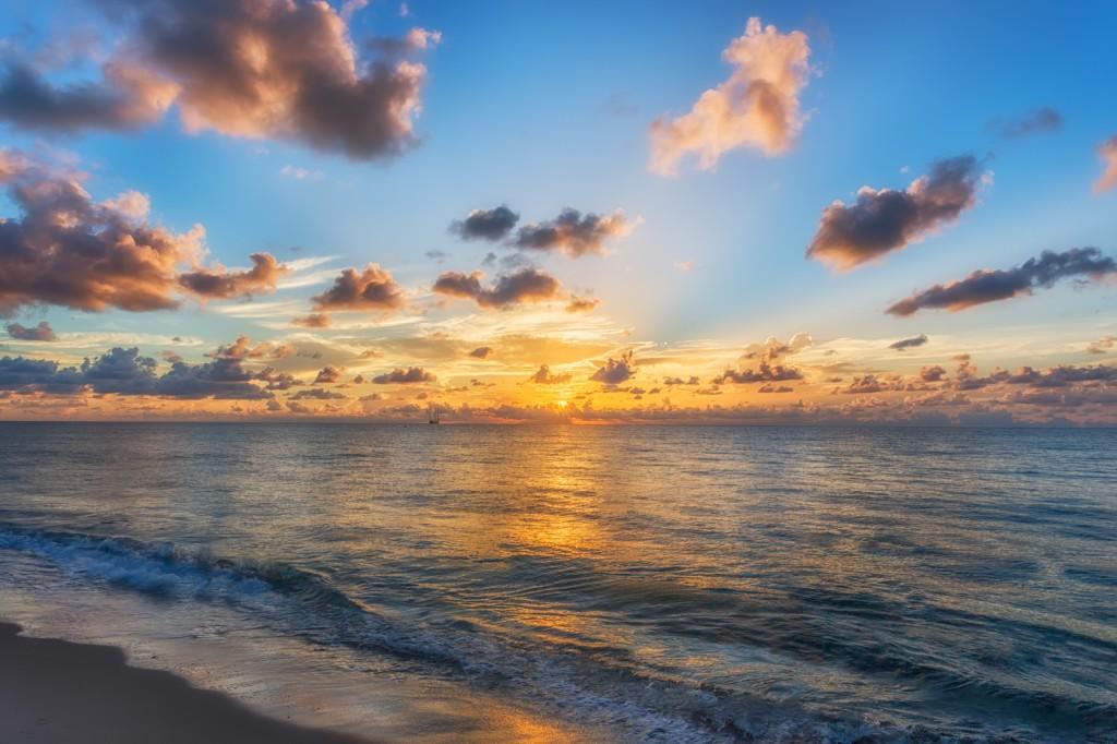 Keating Beach Sunrise Hollywood Florida Matthew