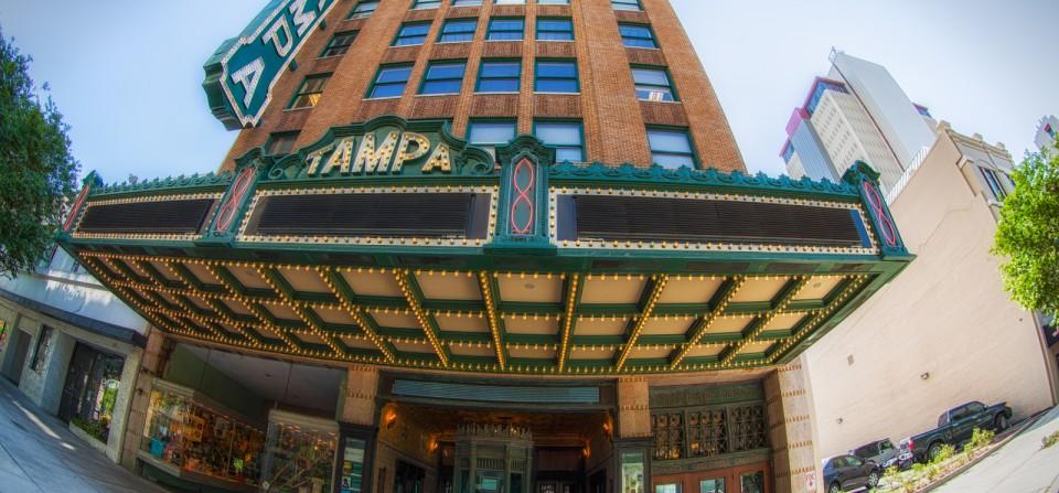 Tampa Theatre Winefest