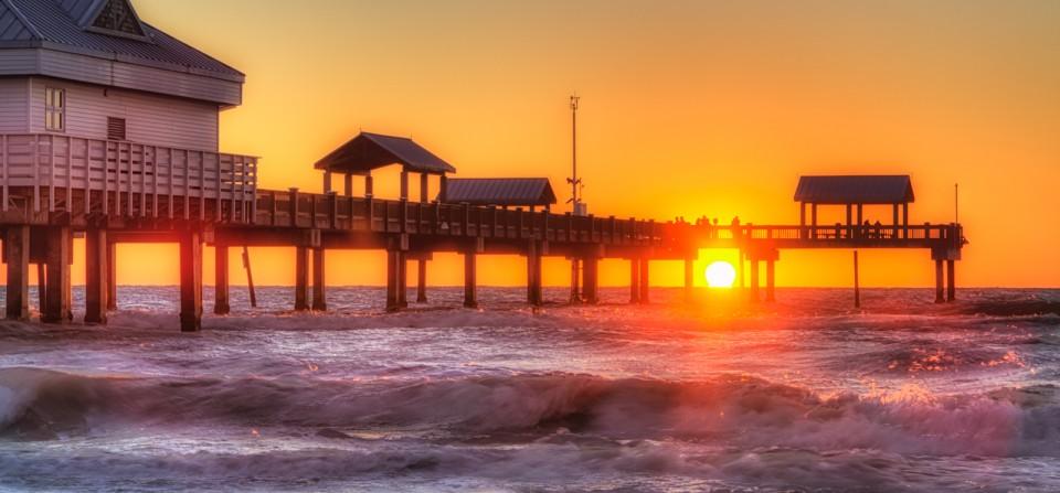 Pier 60 Sunsets