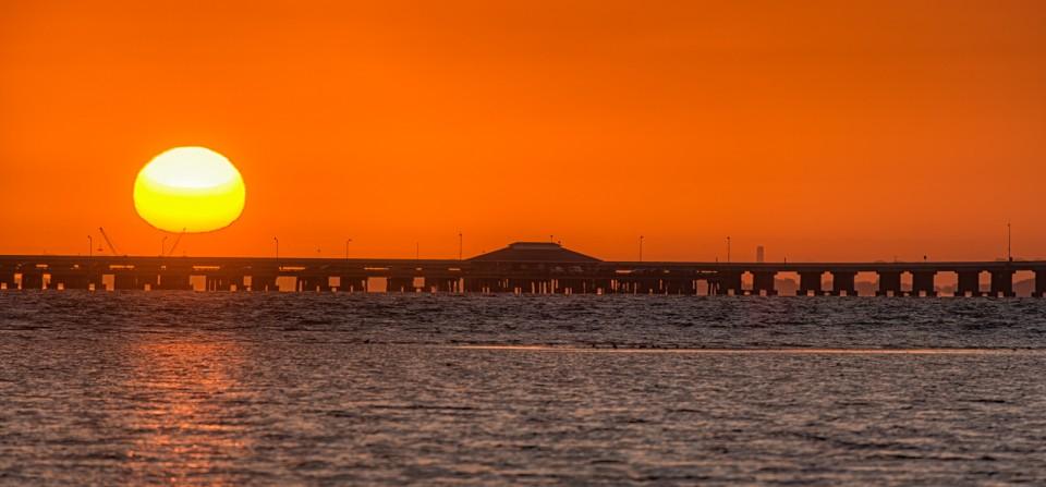 Sunshine Skyway Bridge, St Petersburg