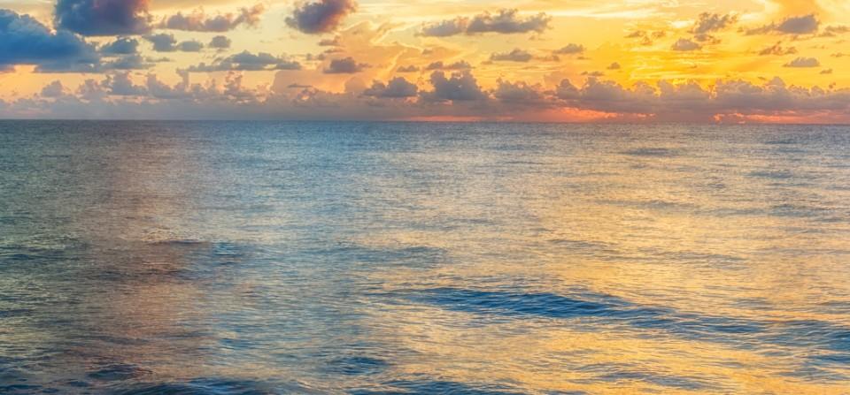Keating Beach Sunrise, Hollywood, Florida