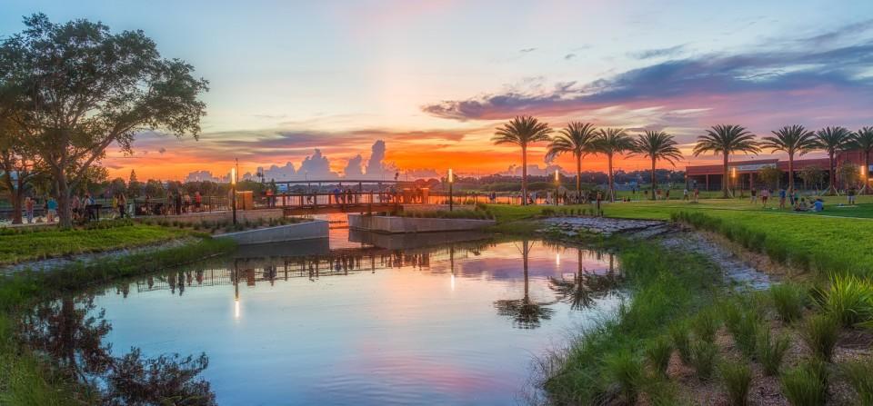 Waterworks Park, Tampa