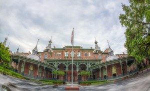 University of Tampa Symmetry