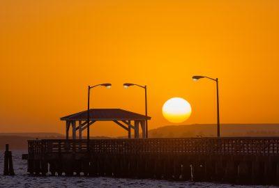 Ballast Point Pier Sunrise 4
