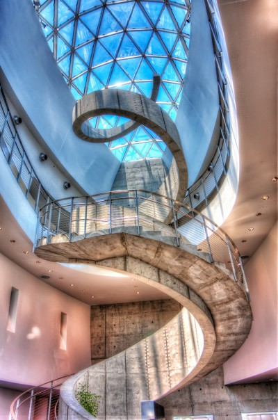 Dali Museum Spiral Staircase