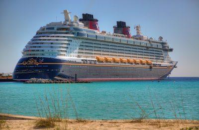 Disney Dream in Castaway Cay