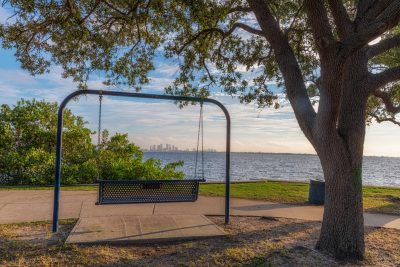 Swing with a View of Tampa