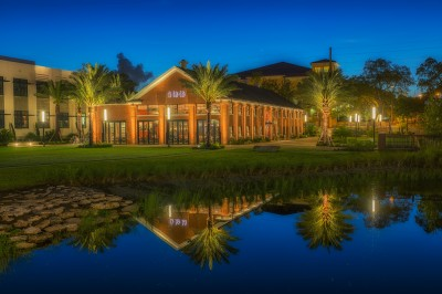 Ulele Dawn Reflection - Waterworks Park