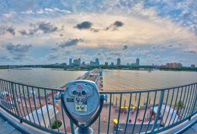 View of St Petersburg Wide