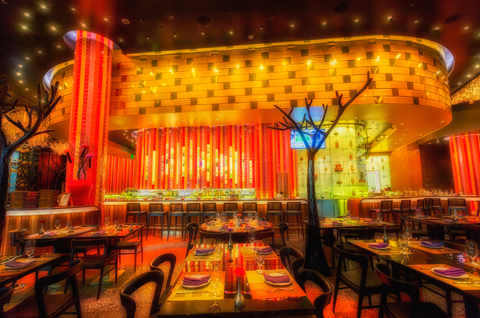 Las Vegas Restaurants Matthew Paulson Photography