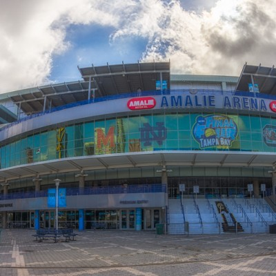 Amalie-Arena-Women's-Final-Four, Tampa, Florida