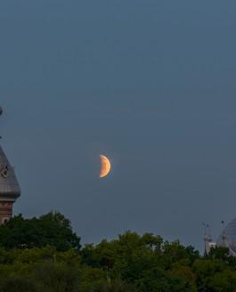 Lunar Eclipse April 2015