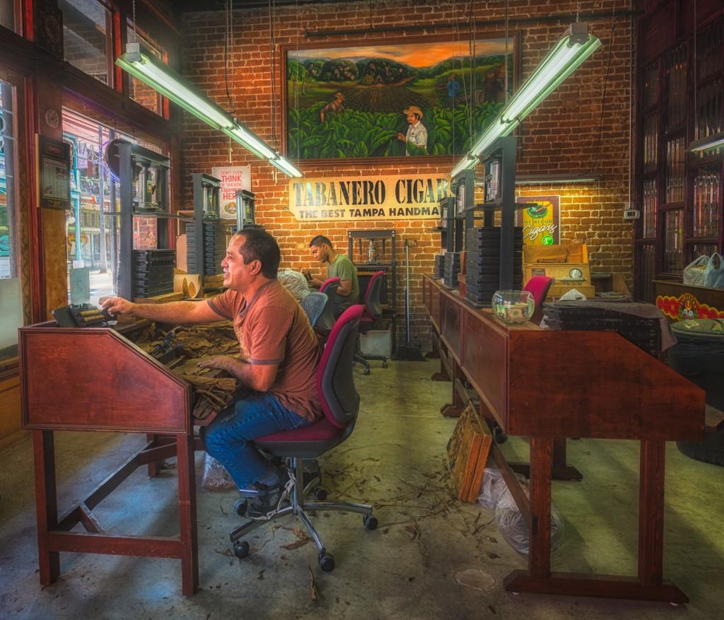 Taberno Cigars Ybor City, Ybor City