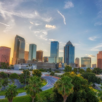 Tampa Sundown, Tampa, Florida