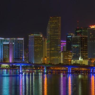Miami Skyline Tight, Miami, Florida