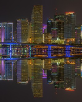 Miami and the Blue Moon