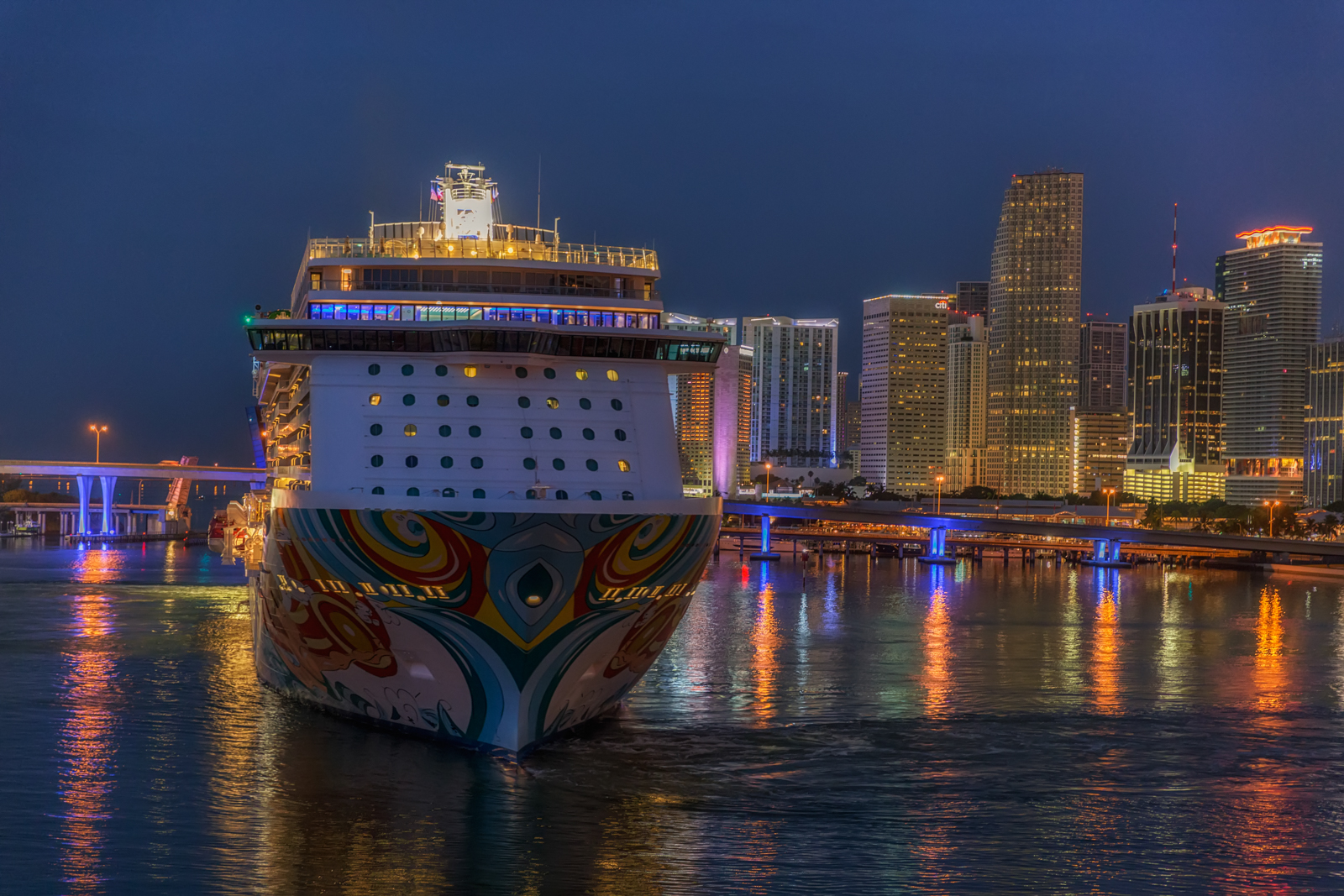 Norwegian getaway and miami matthew paulson photography for Weekend getaways from miami