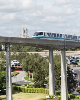 Monorail Monday from Walt Disney World