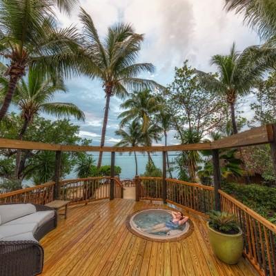 Little Palm Island Hot Tub 3, Florida Keys
