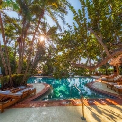 Little Palm Island Pool 2b, Florida Keys