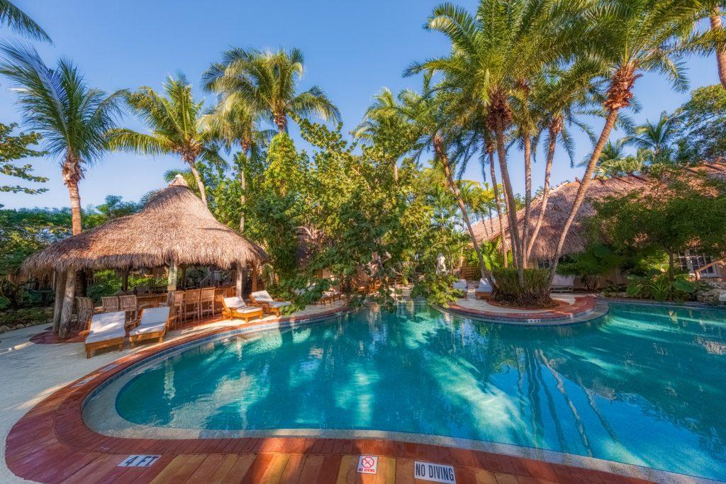 Little Palm Island Pool 3, Florida Keys