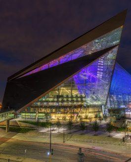 US Bank Stadium, Minneapolis, Minnesota