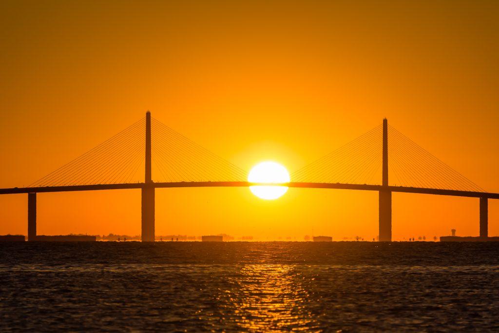 Skyway Sunrise 5, St Petersburg, Florida