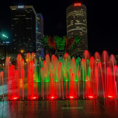 Fountains Medium, Tampa, Florida
