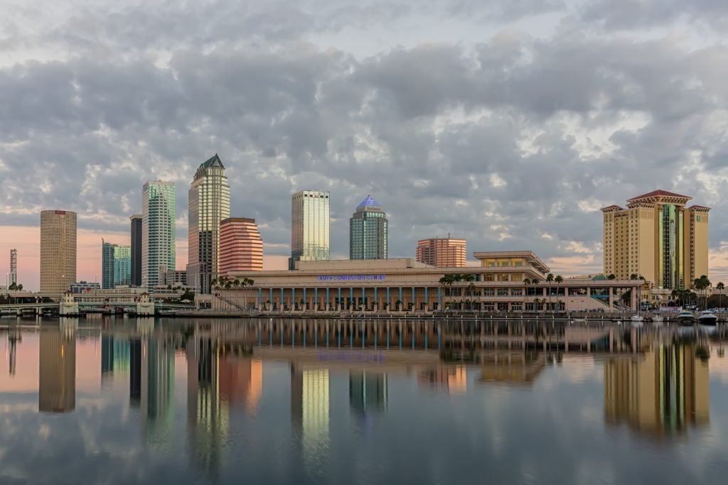 Tampa Picture Perfect Reflection, Tampa, Florida