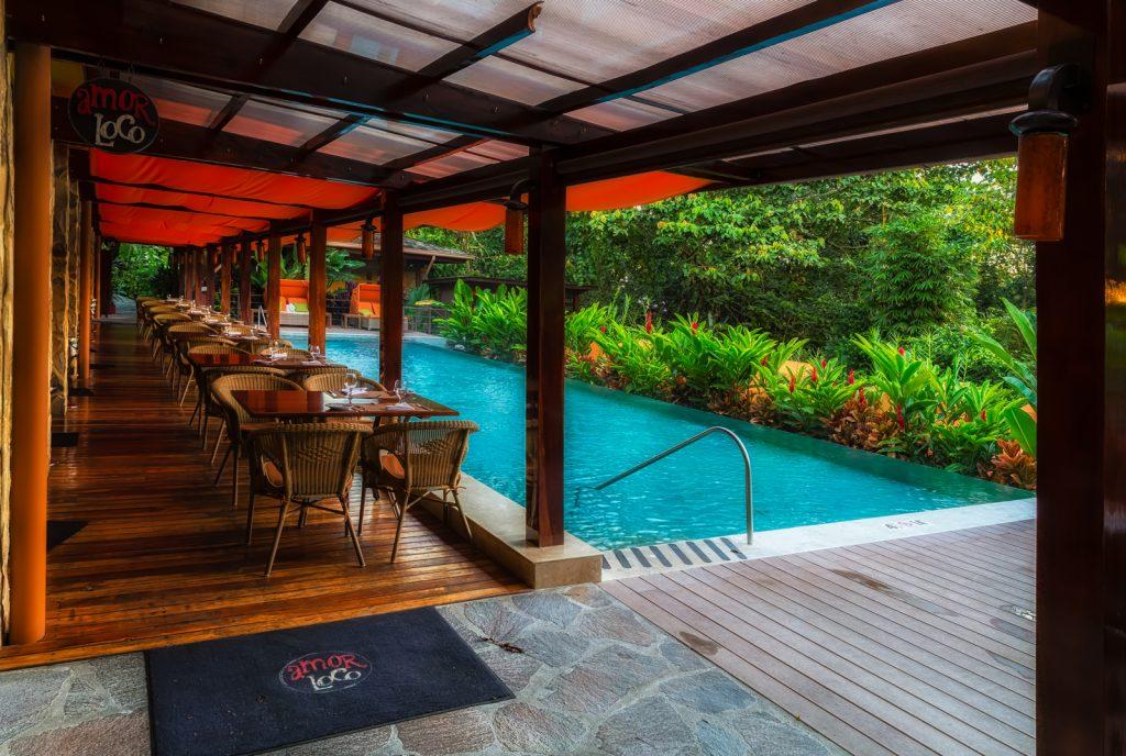 Quiet pool, Nayara Hotel, La Fortuna, Costa Rica