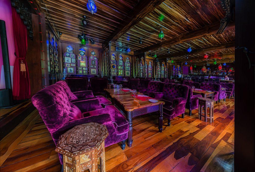 Amor Loco Restaurant, Nayara Hotel, La Fortuna, Costa Rica