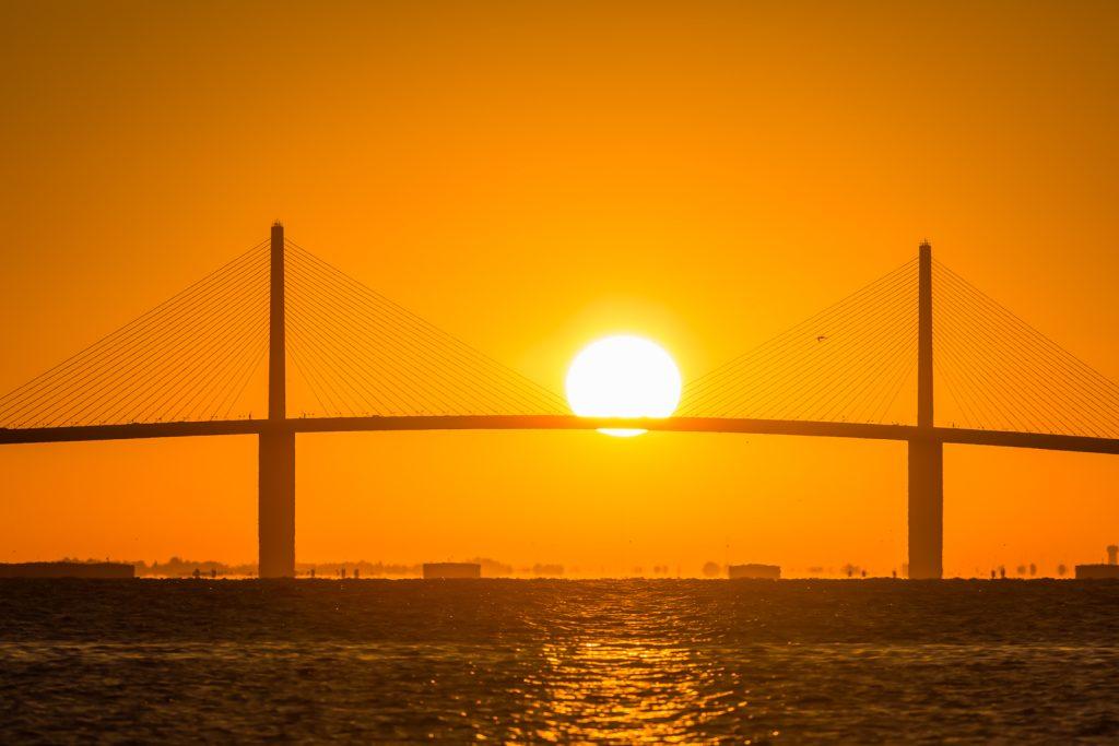 Skyway Sunrise 6, St Petersburg, Florida