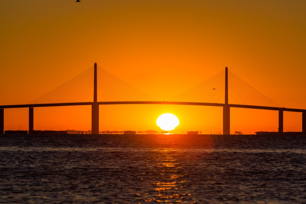 Skyway Sunrise 2, St Petersburg, Florida